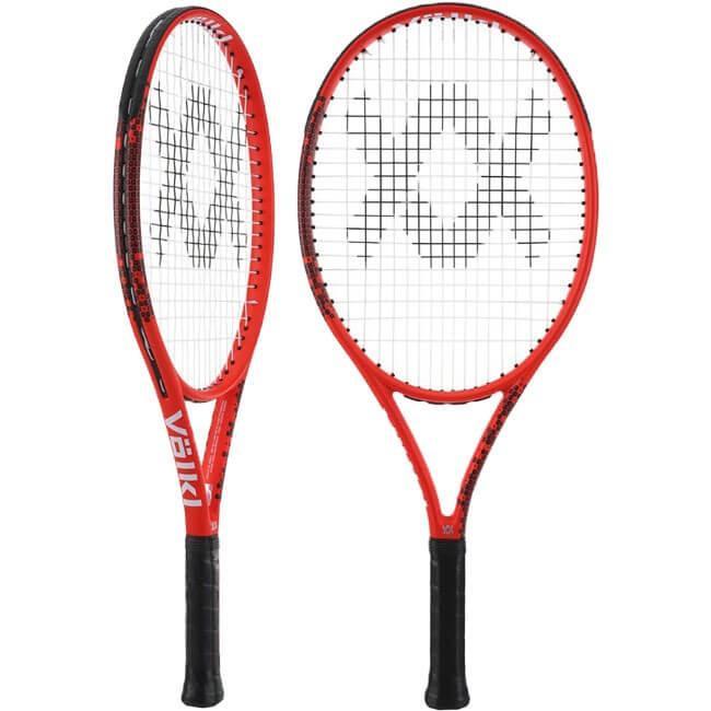 フォルクル(Volkl) 2018 Vフィール 8 25 ジュニア(235g) V18J08(海外正規品)(18y7m)硬式テニス ジュニアラケット