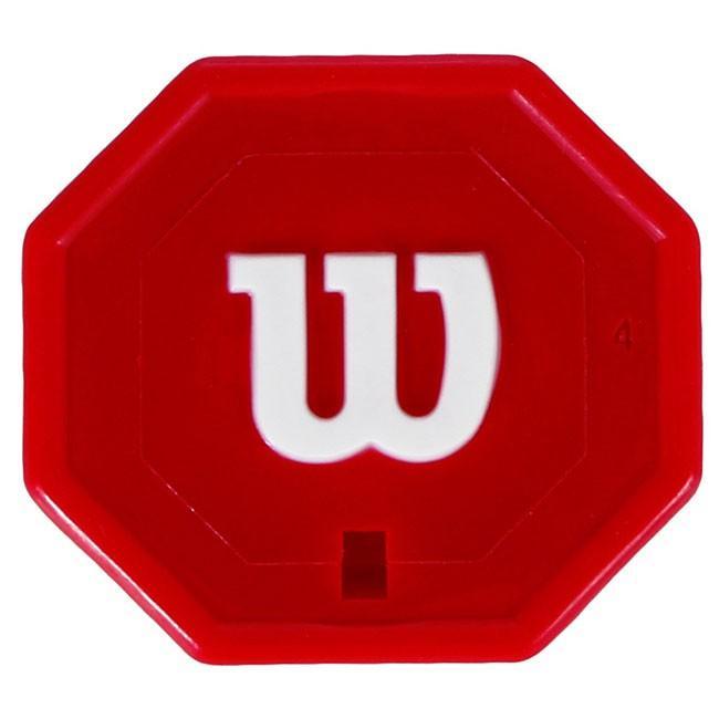 [Pro Staff(プロスタッフ)用]ウィルソン(Wilson) BUTT CAP(バットキャップ) エンドキャップ WRG164311(19y12m)|amuse37