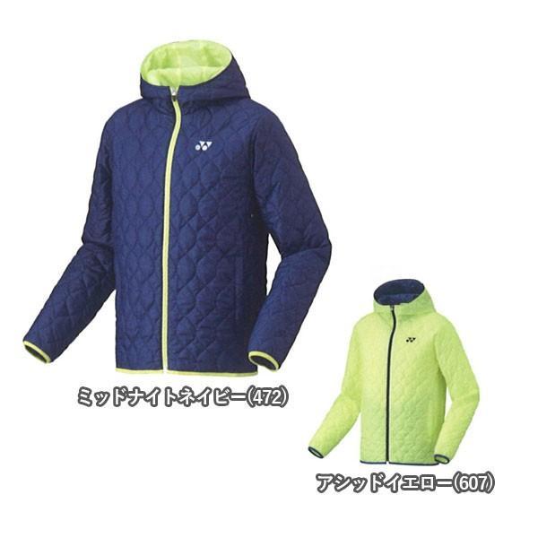 在庫処分特価】【日本サイズ】ヨネックス(YONEX) ユニセックス 中綿ジャケット 90047