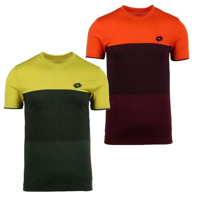 [EUサイズ]ロット(LOTTO) 2019 メンズ テック Tシャツ 210373(19y8mテニス)