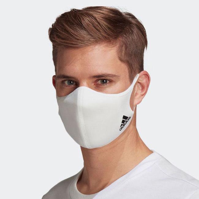 アディダス(adidas) ユニセックス フェイスカバー 3枚組 ウォッシャブルタイプ 洗えるマスク KOH81(20y12m)|amuse37|04