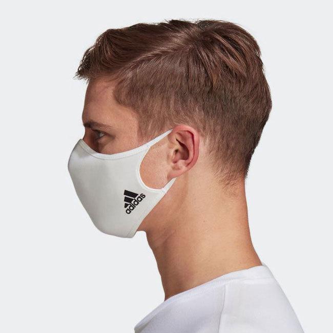 アディダス(adidas) ユニセックス フェイスカバー 3枚組 ウォッシャブルタイプ 洗えるマスク KOH81(20y12m)|amuse37|05