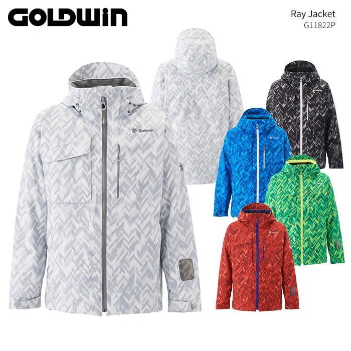 【驚きの値段で】 ゴールドウイン GOLDWIN スキーウェア ジャケット G11822P (2019)18-19, 大垣美正堂 e22b2e6d