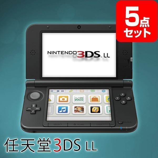 景品セット 任天堂3DSLL/景品セット 5点/目録 A3パネル付/クオカード千円分付/二次会景品