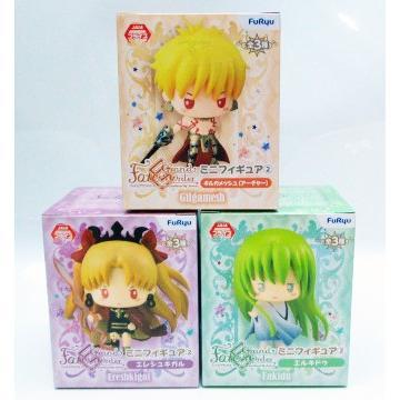 Grand Order Design produced by Sanrio mini figure 1 all three set Japan Fate