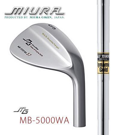 三浦技研 MB-5000WA ウエッジ/ダイナミックゴールド