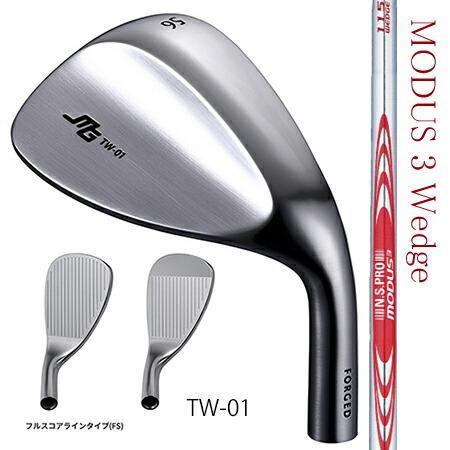 三浦技研 MG-S01 Tour純鉄ウエッジ 50度52°56°58°/日本シャフト・モーダスウエッジ105・115・125