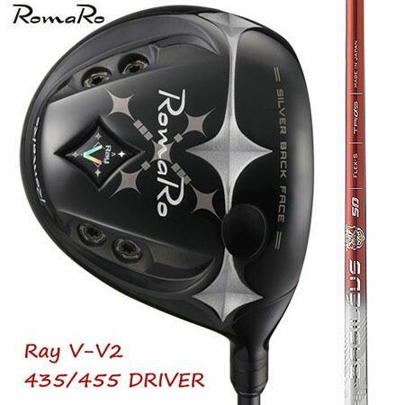 RomaRO ロマロ Ray V DRIVER/バシレウスレジーロ40・50・60