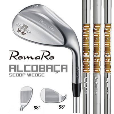 Romaro ロマロ アルコバッサスクープ Wedge/Newダイナミックゴールド