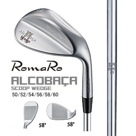Romaro ロマロ アルコバッサスクープ Wedge/N.S.PRO 950GH