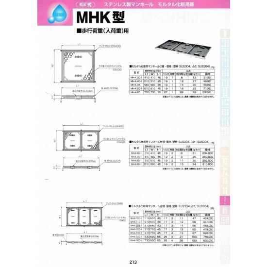MHK型 MH-K-110-1