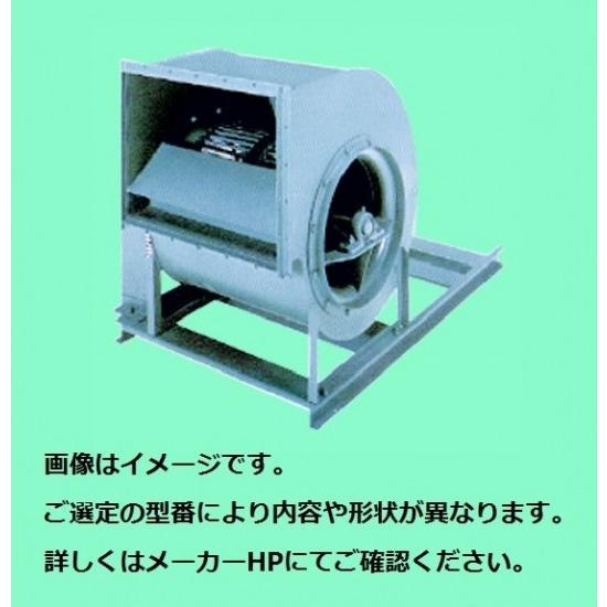 テラル シロッコファン CLF2-NO.3.5-RD-B-e(2.2kW)