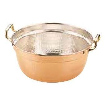 SW 銅料理鍋(両手付) 51cm(内寸φ510×H220・35.5ℓ)