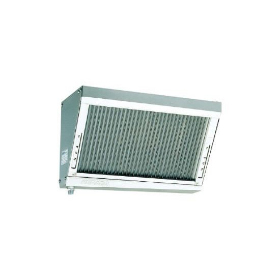 クラコ グリスフィルター LL-50HF ダブルチェック LLタイプ 換気扇内蔵用 換気扇にかぶせるタイプ 片面単体型