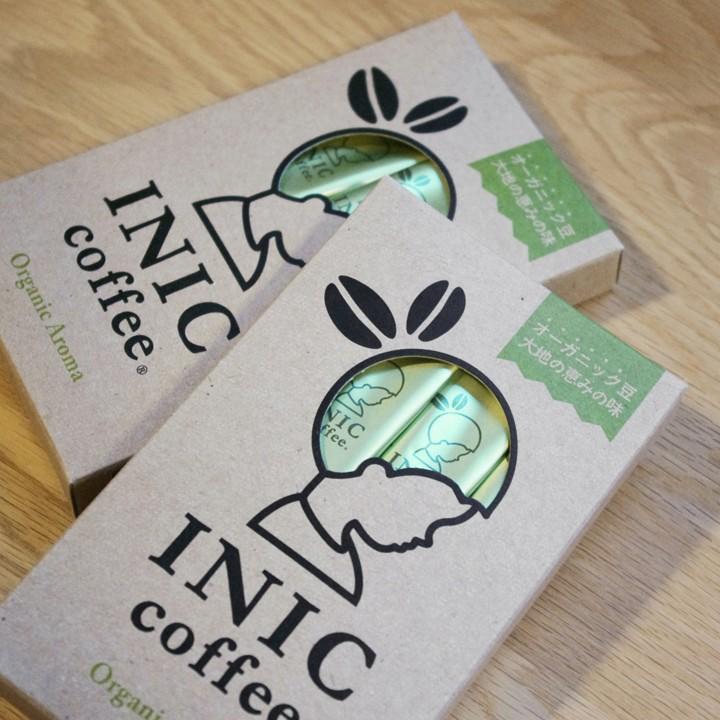 インスタントコーヒー オーガニックアロマ スティック 12本 イニックコーヒー INIC coffee and-clinic 02