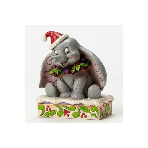 ディズニー ジム・ショア ダンボ甘い雪が降る/Jim Shore Disney Sweet Snow Fall Dumbo 4051969