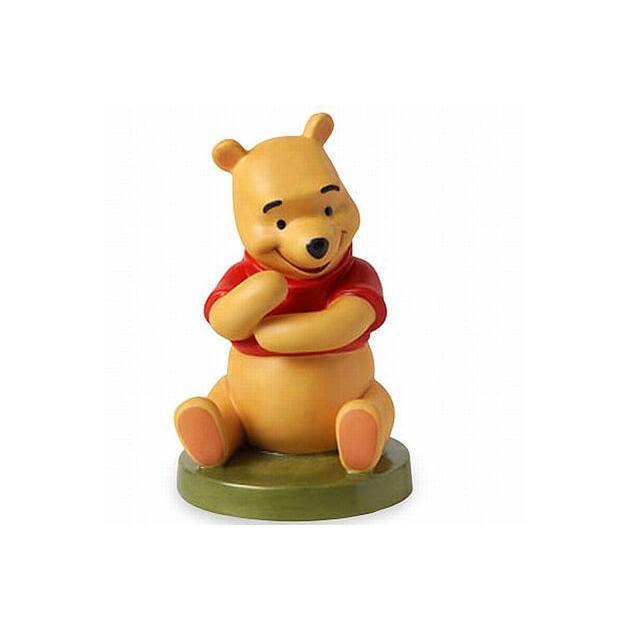 WDCC ディズニー 無邪気な年をとったクマのプーさんフィギュア 置き物