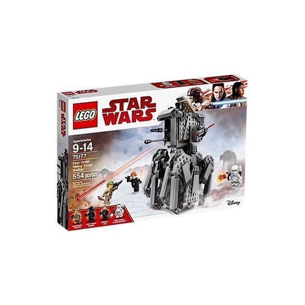 おもちゃ ブロック LEGO ディズニー ディズニー 75177 スターウォーズファーストオーダーヘビーなボーイスカウトウォーカ