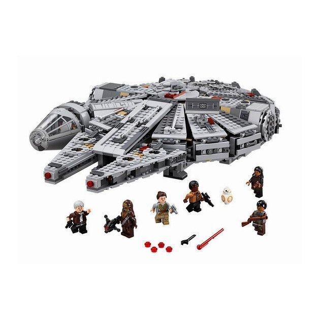 おもちゃ ブロック LEGO ディズニー ディズニー 75105 ミレニアムタカプレイセット
