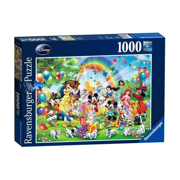 ジグソーパズル ディズニー 1000ピース ディズニー パズル ラベンスバーガー パズル ディズニーミッキーの誕生日パズル disney_y