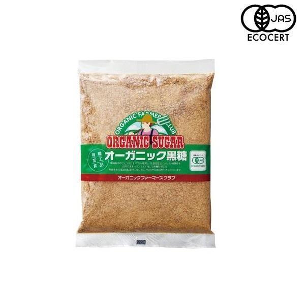【き】タカハシソース OFCオーガニック黒糖 400g 12個セット 964019
