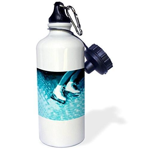 ローズWB _ 1016*_ 1グレーSquirrelスポーツウォーターボトル、21オンス、ホワイト