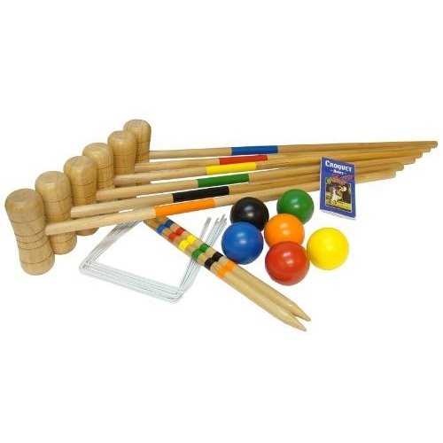 Bex Original Croquet Set (6 player)