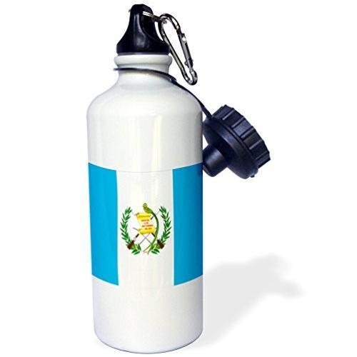 ローズWB _ 31582*_ 1スリランカフラグスポーツウォーターボトル、21オンス、ホワイト