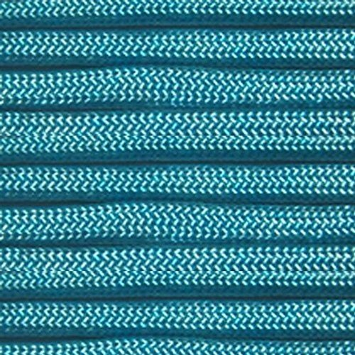 Paracord 7 Strand 550lb Tested 100 Ft 45 COLORS & MANY USES U.S. MADE