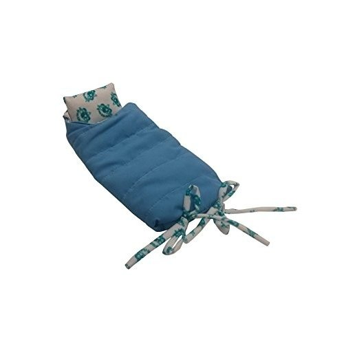 GREEN KIDS CLUB トイ 人形 寝袋 枕付き 小さな人形にフィット、または当社のドールコレクションと併用できます。