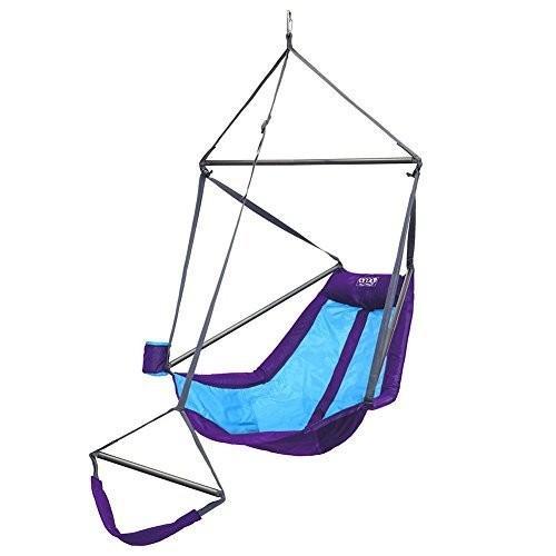 Eagles Nest Outfitters - ENO ラウンジチェア 吊り下げチェア パープル/ティール