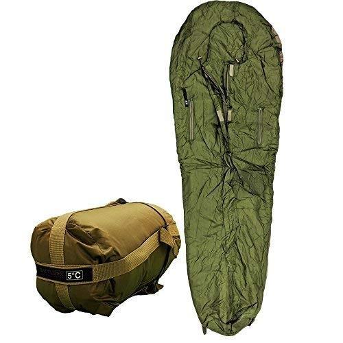 BATTLBOX トロピカル スリーシーズン 寝袋 5C/41F 軽量 コンパクト キャンプ/旅行/バックパック/ハイキングに最適