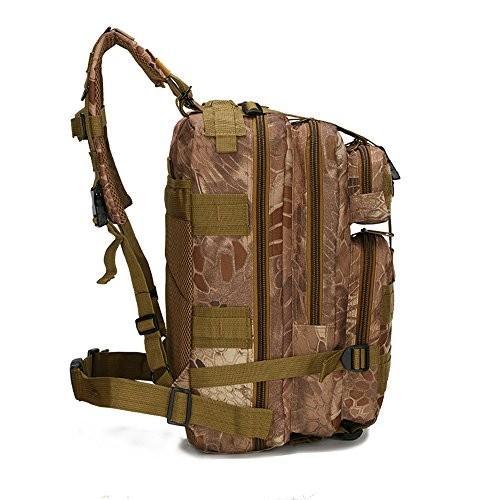 登山バッグ/アウトドア旅行リュックサックバッグアーミーパッケージオックスフォード防水迷彩バッグ/適切な場所でキャンプに行く男性と女性の屋外スポーツクラ