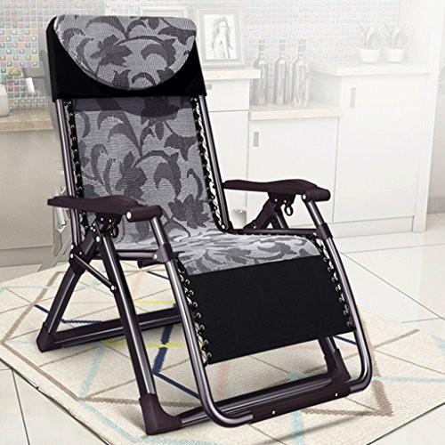 ベンチ 折りたたみ椅子、レジャー屋外ビーチラウンジャー、ファミリーチェア、L180cm * H77cm * W72CM(ブラック、ブラウン)