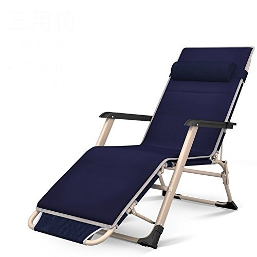 L&J デッキチェア, 多機能 家計 無重力の椅子 安定 式 可能 アウトドアチェア, オフィス バルコニー 花火大会 パティオ ビーチ