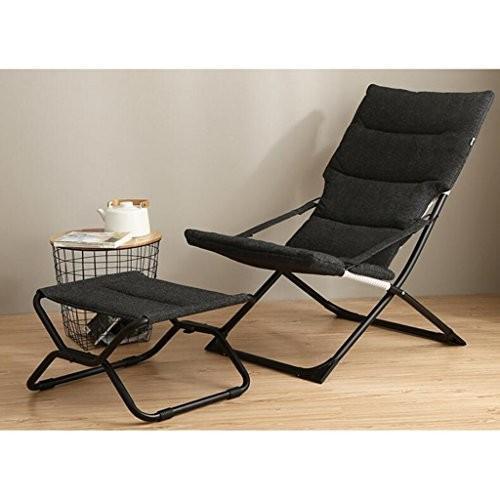 Lazy 椅子 チュングラン ラウンジチェア 折りたたみ ランチブレイク ホームレジャー 椅子バルコニー