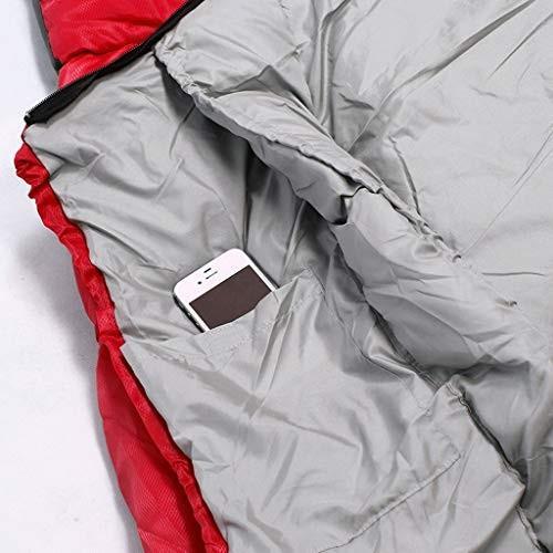 アウトドア キャンプ ハイキング ライディング 寝袋 大人 ママ 暖かいコットン