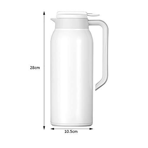 家庭用大容量316ステンレス鋼真空断熱ポット湯沸かしボトル魔法瓶魔法瓶 (色 : A)