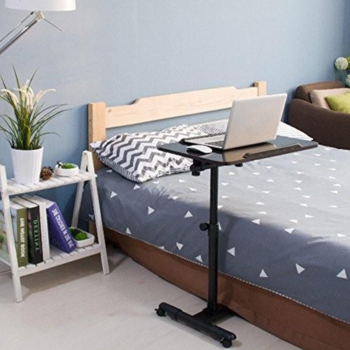 LJHA zhuozi 折りたたみテーブル怠惰なラップトップデスク家庭ベッド小さなデスク8色オプション56 * 62センチメートル (色 : B)