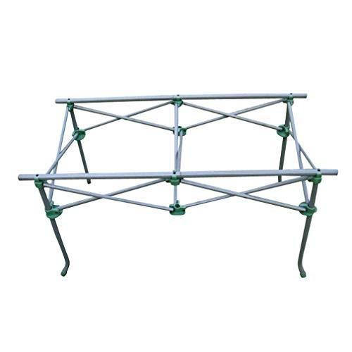 屋外折りたたみテーブルアルミテーブルポータブルテーブルレジャーデスクマルチウェア長方形Protableガーデン屋外ピクニックテーブル