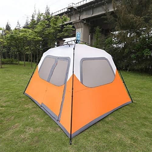 CAFUTY 屋外5-8人ダブルデッキ防風性と防雨性の自動テント (サイズ : 5-8P)