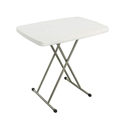 NJLCシンプルなサイドテーブル、ポータブル多機能折りたたみ式テーブルリフトテーブル折りたたみ式テーブル