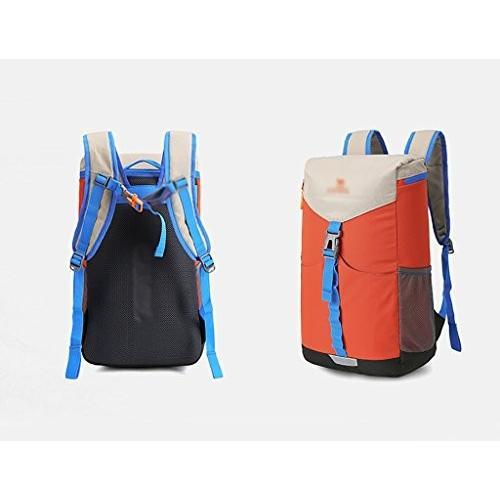 ハイキングバッグ アウトドアショルダーバッグ13L男性と女性ユニバーサル耐摩耗トレッキングキャンプバックパック(25 * 13 * 40CM)