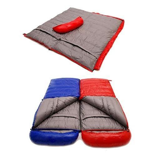 Durable,breathable,comfortable寝袋、軽量防水睡眠袋大人封筒暖かい睡眠袋キャンプハイキングポータブル寝袋,E,800g