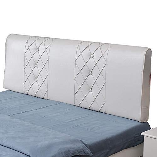 LIANGLIANG クションベッドの背もたれ ダブルエクストララージ ベッドの背もたれ 読書ウエストパッド 柔らかい 快適 杭打ち ポジショニング