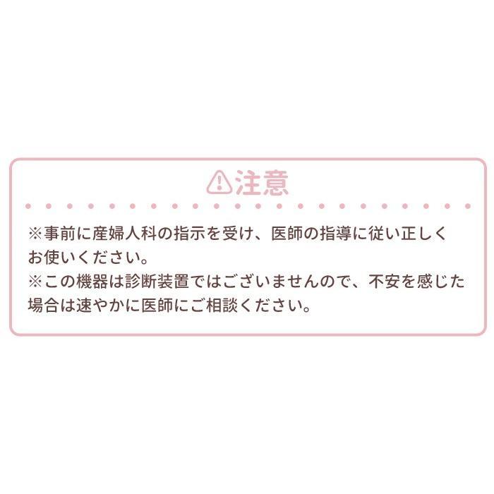 胎児超音波心音計 エンジェルサウンズ JPD-100S mini Angelsounds 送料無料|angelsounds-shop|10