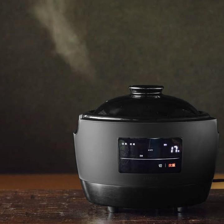 有吉ゼミ 長谷園 かまどさん 土鍋 電気炊飯器 シロカ 【かまどさん電気 正規取扱店