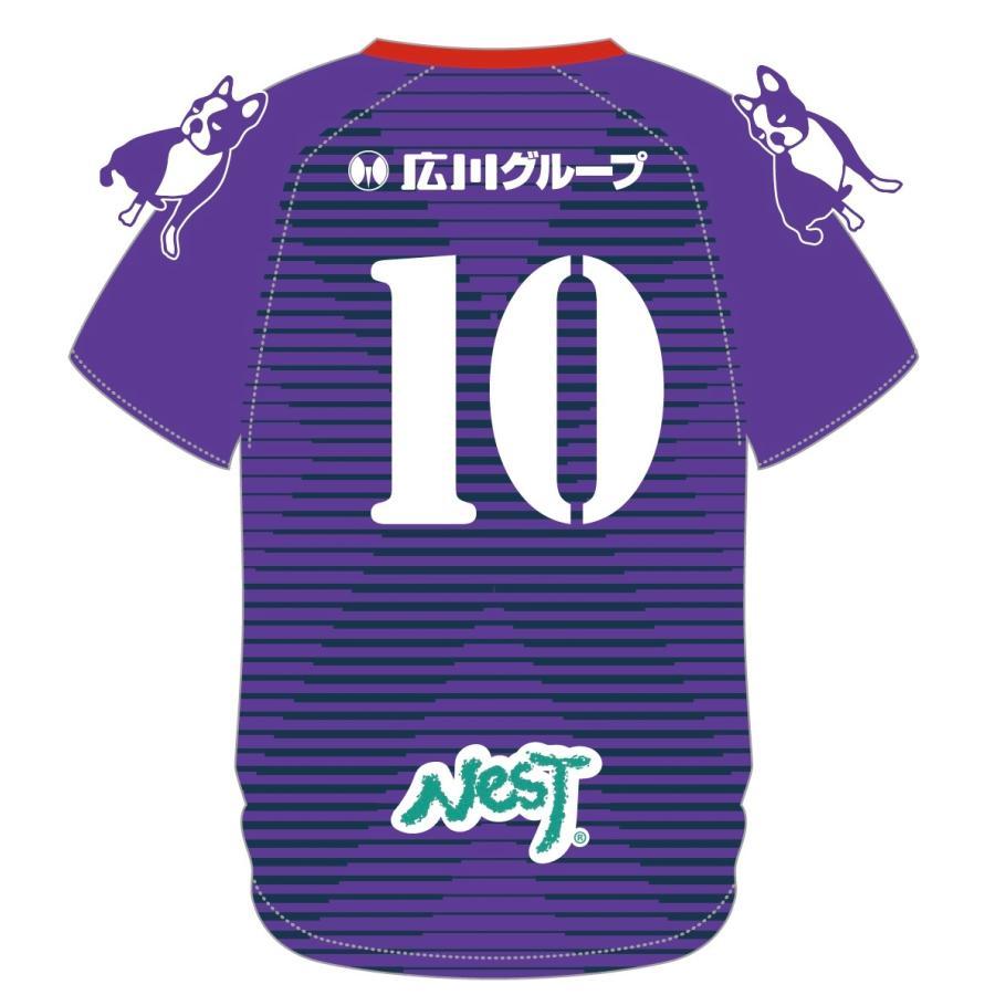 2021アンジュヴィオレ広島オーセンティックユニフォーム(選手着用と同じ素材) FP・1st バイオレット|angeviolet|02