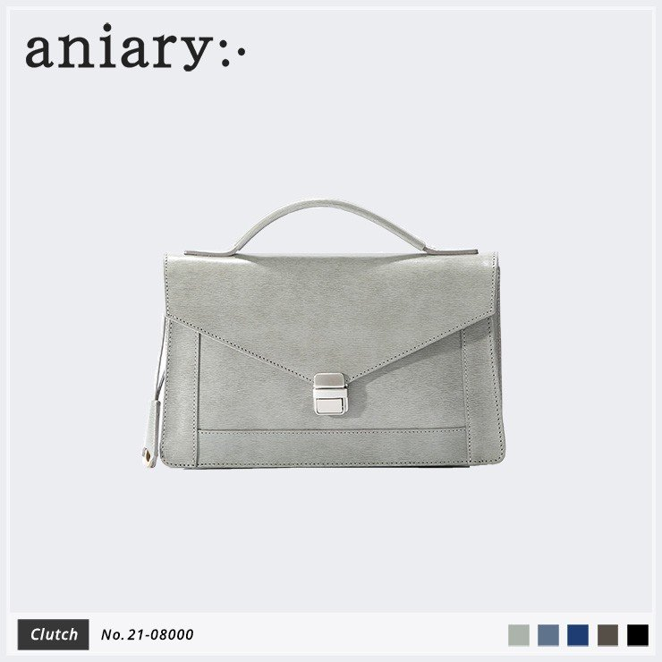 【aniary|アニアリ】Inheritance Leather インヘリタンスレザー 牛革 Clutch クラッチバッグ 21-08000 [送料無料]|aniary-shop