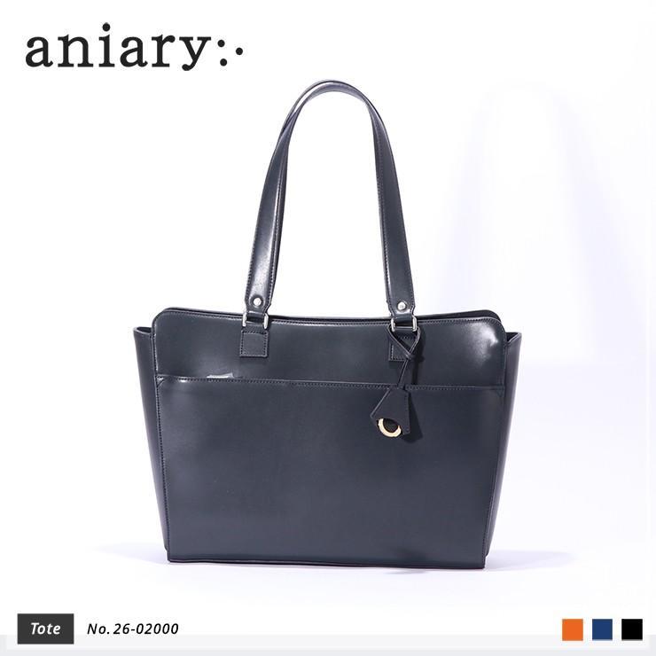トートバッグ メンズ アニアリ・aniary アクシスレザー  牛革  Tote 26-02000|aniary-shop